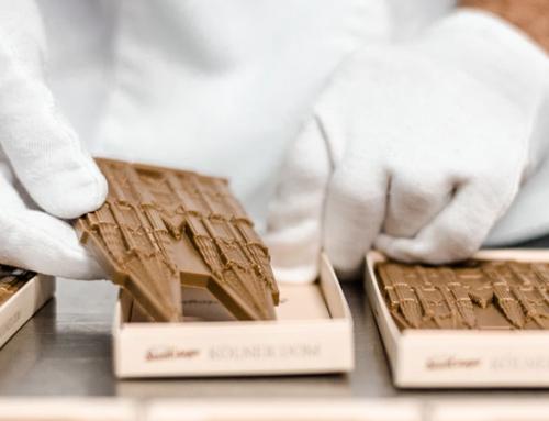 Ein Blick in die Produktion des SweetCologne Kölner Doms