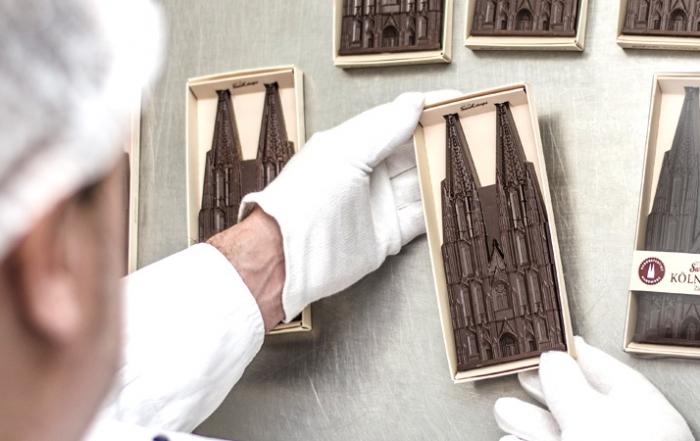 Herstellung SweetCologne Kölner Dom